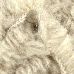Erika Knight Fur Wool Super Chunky 100g Flax 1