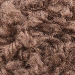 Erika Knight Fur Wool Super Chunky 100g Milk chocolate 7