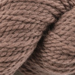 Erika Knight Vintage Wool Aran 50g Milk Chocolate 311