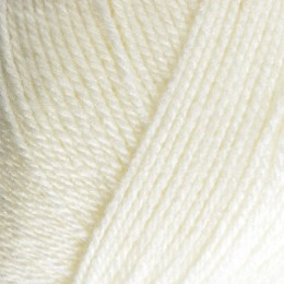 Hayfield Bonus Aran with Wool 400g White 807