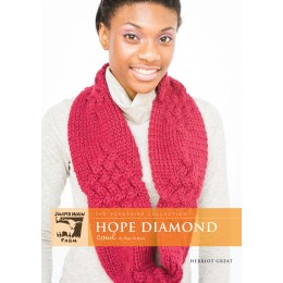 J12-02 Hope Diamond Cowl for Women in Herriot Great