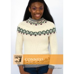 J12-03 Conness Jumper for Women in Herriot Great
