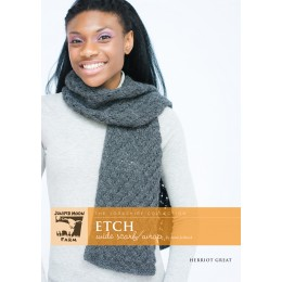 J12-08 Etch Scarf in Herriot Great