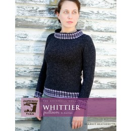 J2-01 Whittier Pullover for Women in Herriot