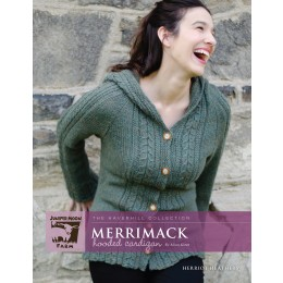 J2-02 Merrimack Cardigan for Women in Herriot