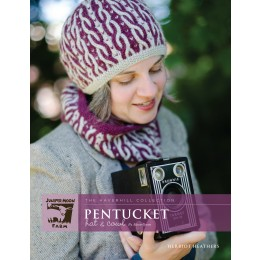 J2-08 Pentucket Hat and Cowl for Women in Herriot