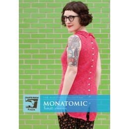 J20-01 Monatomic Tunic for Women in Zooey