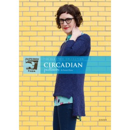 J20-03 Circadian Pullover for Women in Zooey