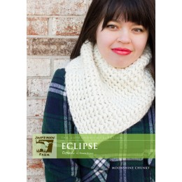 J22-05 Eclipse Cowl for Women in Moonshine Chunky
