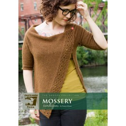 J23-03 Mossery Cardigan for Women in Herriot Fine