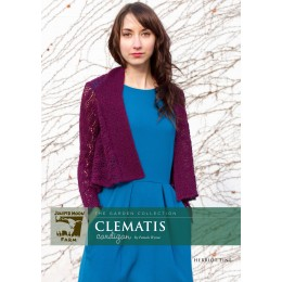 J23-04 Clematis Cardigan for Women in Herriot Fine