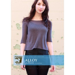 J24-02 Alloy Pullover for Women in Findley
