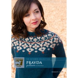 J27-02 Pravda Pullover for Women in Herriot Great