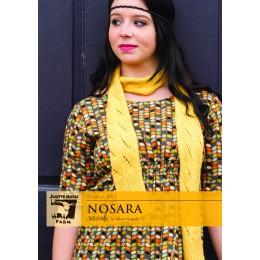 J31-04 Nosara Scarf for Women in Cumulus