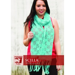 J36-01 Scilla Scarf for Women in Zooey