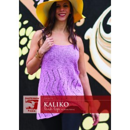 J36-02 Kaliko Tank for Women in Zooey