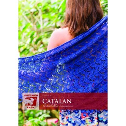 J36-03 Catalan Shawl for Women in Zooey