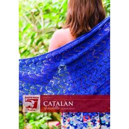 J36-03 Catalan Shawl for Women in Zooey
