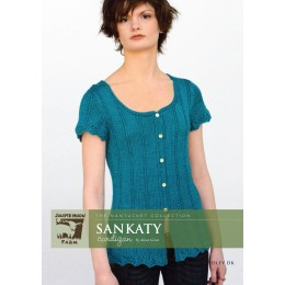 J4-01 Sankaty Cardigan for Women in Findley DK