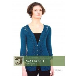 J4-04 Madaket Cardigan for Women in Findley DK