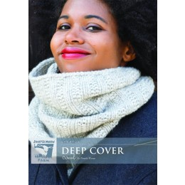 J43-02 Deep Cover Cowl for Women in Stratus