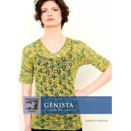 J5-03 Genista Tee for Women in Findley Dappled