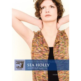 J5-04 Sea Holly Waistcoat for Women in Findley Dappled