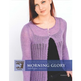 J5-05 Morning Glory Cardigan for Women in Findley