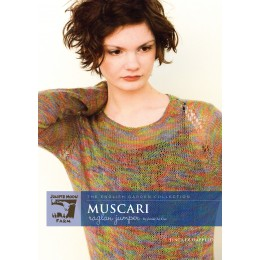 J5-06 Muscari Jumper for Women in Findley Dappled