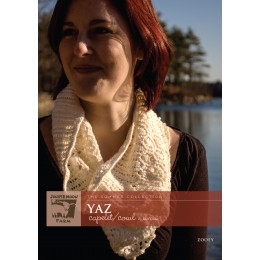 J7-05 Yaz Cowl for Women in Zooey