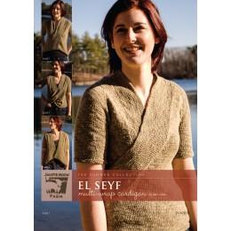 J7-07 El Seyf Multi Wrap Cardigan for Women in Zooey