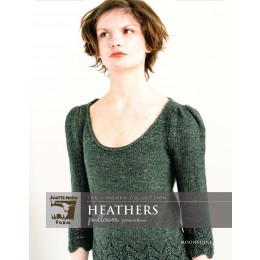 J8-02 Heathers Pullover for Women in Moonshine