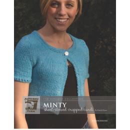 J8-04 Minty Cardi for Women in Moonshine