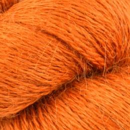 John Arbon Alpaca 2-3Ply Laceweight 100g Clementine