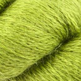 John Arbon Alpaca 2-3Ply Laceweight 100g Pea Green
