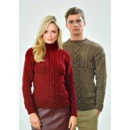 JB422 Jumper for Men and Women in Twisted