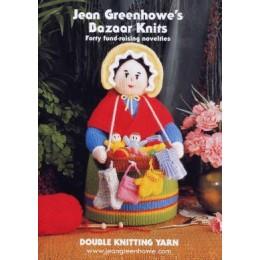 Jean Greenhowe's Bazaar Knits