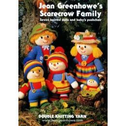 Jean Greenhowe's Scarecrow Family