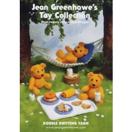 Jean Greenhowe's Toy Collection