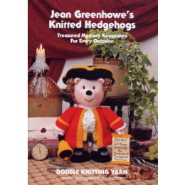 Jean Greenhowe's Knitted Hedgehogs