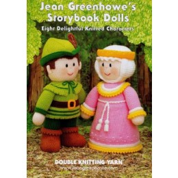 Jean Greenhowe's Storybook Dolls