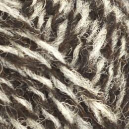 Jamieson's of Shetland Spindrift 4Ply 25g Black/Sholmit N110