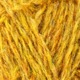 Jamieson's of Shetland Spindrift 4Ply 25g Yellow Ochre 230