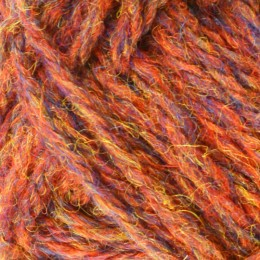 Jamieson's of Shetland Spindrift Double Knitting Paprika 261