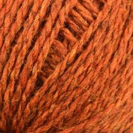 Jamieson's of Shetland Heather Aran 50g Gingersnap 331