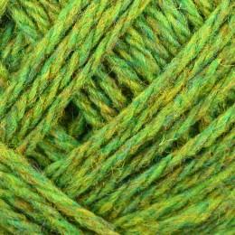 Jamieson's of Shetland Marl Chunky 100g Leprechaun 259