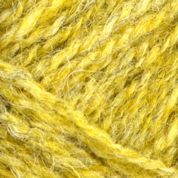 Jamieson and Smith 2ply Jumper Weight 4Ply 25g Yellow 121