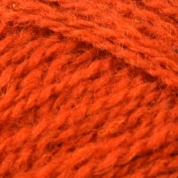 Jamieson and Smith 2ply Jumper Weight 4Ply 25g Orange 125