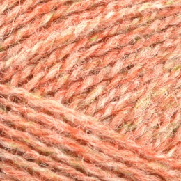 Jamieson and Smith 2ply Jumper Weight 4Ply 25g Pink 1284