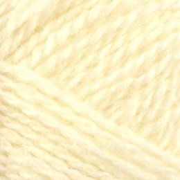 Jamieson and Smith 2ply Jumper Weight 4Ply 25g White 1